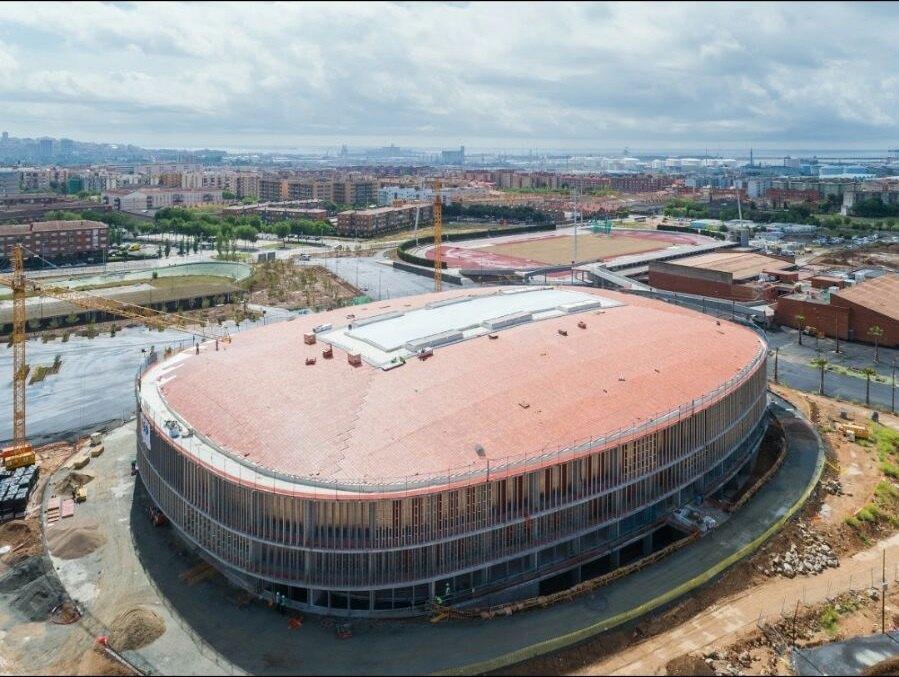 Sistema Rhinobond + PowerGrip en 6.000 m2 de Cubierta Deck